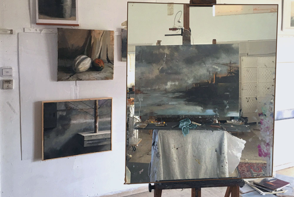 6 Ways to keep your interest alive while painting slowly….